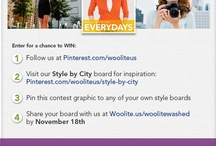 Show off your City Style Woolite