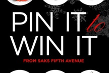 OMG win a $2,000 gift card to Saks Fifth Avenue