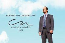 Carlos Nieto / Cálidad y Tradición -  Un universo de posibilidad para diferentes ocasiones de uso que permiten construir un estilo propio