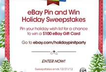 Holiday Wish List / #eBayHolidayPinParty