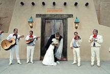 Hacienda Wedding with DJ Sota Entertainment  / Purple Wedding in Santa Anna Hacienda