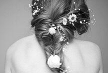 coiffure mariée * bridal hair