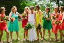 témoins * bridemaids & groomsmen