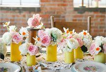 decoration de table * tablescape