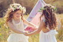 Le cortège, les enfants * wedding kids