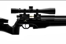 Ataman / Russian PCP Air Rifles