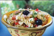BRIANNAS Super Salads / Full of flavor, color and texture, these BRIANNAS salads are sure to impress at dinner parties and family meals alike!