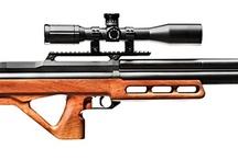 EDgun / Russian PCP Air Rifles