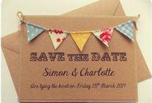 Faire-part * Wedding invitation
