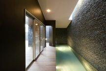 Inspirasjon / Indoor pools
