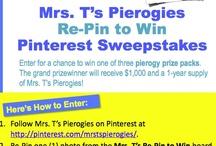 Mrs. T's on Pinterest