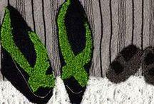 Hannah Gush Textile Pictures
