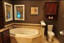 Our Bath Projects / A Collection Of Bath Remodel Projects Done By Giesken's Cabinetry & Floor Covering