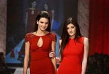 Kendall & Kylie Jenner / by Sophia Wang