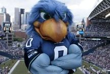 seahawks, seattle style  / by Executive Hotel Pacific Seattle