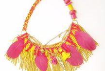 Colorful Jewelry / by Sanjica Ninkovic