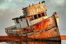 SHIP- Abandoned / wrecked / by Satoshi Araki