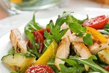 Food - sałatki / kolacje
