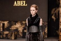 Abel furs on catwalk / http://www.abelfurs.com/page/index.jsf