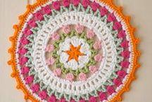 Crochet Mandalas & Doilies
