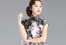 Fashion / Qipao / by Sophia Wang