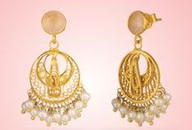 Filigree Jewellery / Lovely Filigree Jewellery - Handcrafted to perfection!