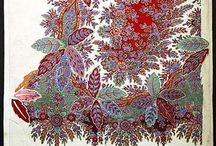 Textiles / Beautiful fabrics, rugs and designs.