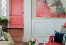 Coral Reef / 2015 Color Trend by Sherwin Williams - Coral Reef