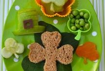 BRIANNAS St. Patrick's Day Recipes / Fun food inspiration for St. Patrick's Day - complete with suggestions for pairing with your favorite BRIANNAS Salad Dressing.