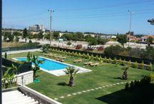 alacati daki villa / My home fabro sakızpark evleri
