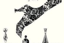 PERFUME: VINTAGE ADS / Handpicked vintage ads for perfume and fragrance.