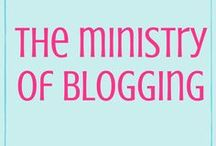 Blogging Tips & Tricks | Christian Blogging / How to use blogging as a ministry