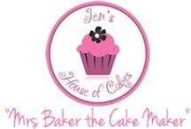 Jen's House of Cakes / Jen's House of Cakes is a home-based cake business located in the North East of England.