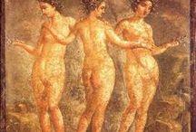 Mythes et divinités / Grèce, Rome, Egypte, Assyrie... Mythes et divinités méditerranéennes