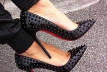 Shoes Heaven! / Give a girl the right shoes and she can conquer the world!