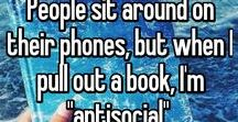 Books & Book Fandom