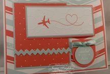 Stamp Camp Cards / Cards on this board were made at one of my stamp camps.  Visit my blog at http://www.stampnpunch.com for details and credits.