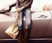 Michael Kors / Learn to invest in the best quality you can afford and wear pieces in different ways...MICHAEL KORS