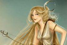 Myths, Gods, and Goddess