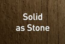 Solid as Stone / by Quadra-Fire Stoves