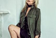Kate Moss / The absolute fashion icon!
