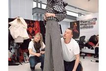 Alexander McQueen / I think there is beauty in everything.What 'normal' people would perceive as ugly ,i can usually see something of beauty in it...ALEXANDER MCQUEEN