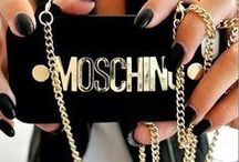 Moschino / Our life dictates a certain kind of wardrobe...