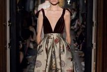 Valentino / There are only three things i can do..Make a dress,decorate a house and entertain people...VALENTINO