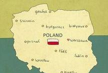 Poland / by Marta Kwiatkowska