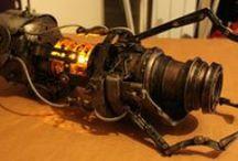 armi steampunk