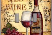 Wine & Olive