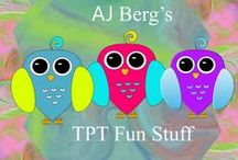 TPT Fun Stuff / This is a board for posting fun teaching related items.  Please post up to four different items a day.   Please try not to post the same item more than once.  Thanks!