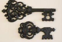 Kulcsok / Régi, antik kulcsok
