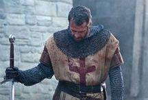 Крестоносцы, рыцари